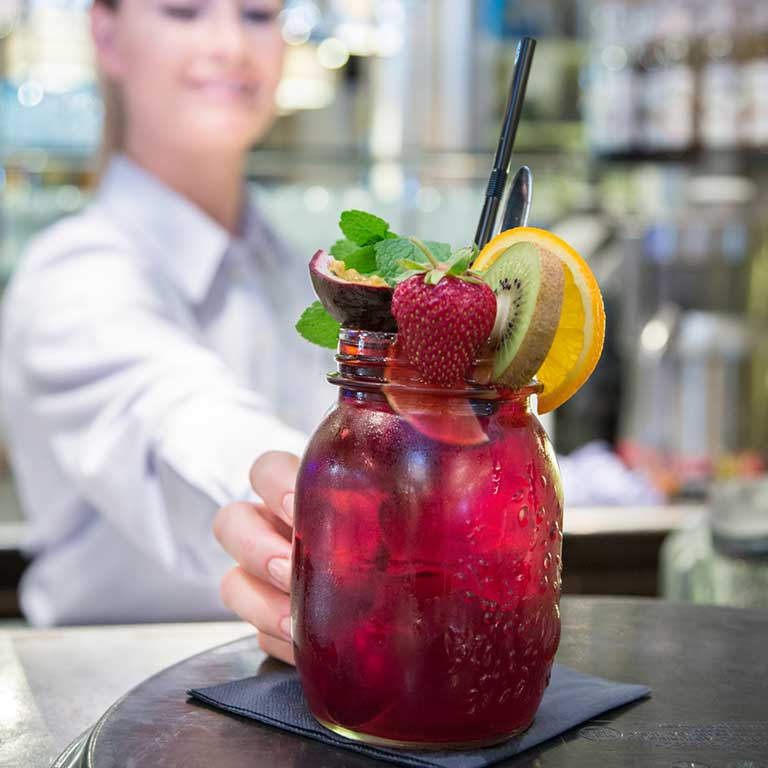 Nye Cocktails på kortet