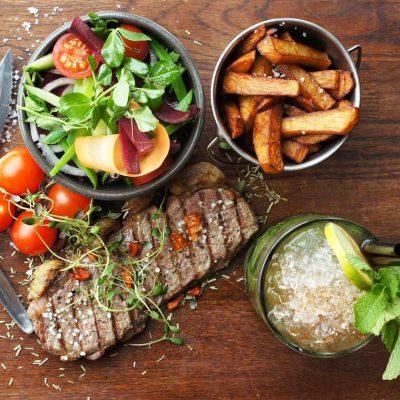 Steak & Cocktails